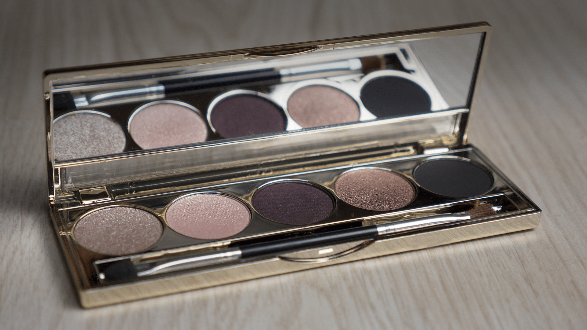Eye Shadow Palette, 65 Golden Eyes